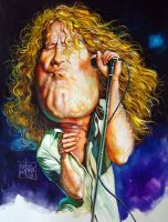 Robert Plant 4 by oazen2008