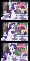rarity www.date me.com by BraveMoonGirl