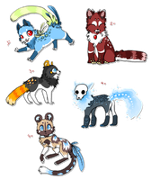 :: OC Adoptable Auctions :: ENDED by The-F0X