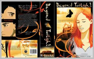 Beyond Twilight Book Cover by Bronze-Phoenix