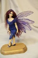 'Livia' ooak fairy by AmandaKathryn