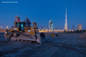 New Dawn by VerticalDubai