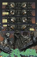Godzilla Rulers of Earth #15 pg2 by KaijuSamurai