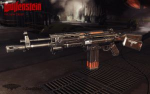 Assault Rifle 1960 by panick