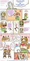 Gazette chibi - DATING story by Alzheimer13