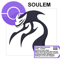 soulem new form by Cerulebell