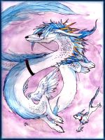Muse dragon by Anarchpeace