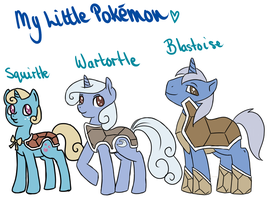 My Little Pokemon Adopts 3 -CLOSED- by ValkyrieSkies