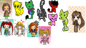 Open Adopts- Free!!!!!! by superstel