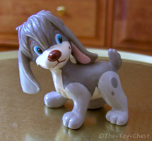 Anastasia - Pooka Puppy by The-Toy-Chest