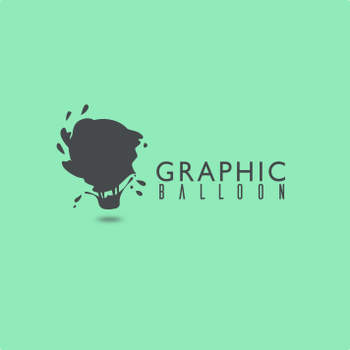 Graphic Balloon - Logo Revamp by DianaGyms