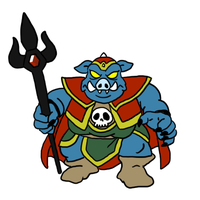 Potential Ganon Redesign by pocket-arsenal