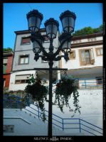 Lamppost 001 by SilenceInside-Stock