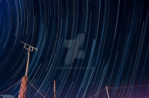 Star Trail by MoeIIV