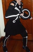 Tron Legacy Costume for Sale by CrimsonGriffin