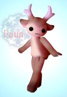 Tiny Faun doll- colours? by bolt-for-home
