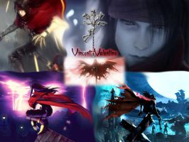 Vincent Valentine by StephiLynn