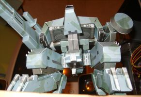 Metal Gear Rex new version by NothinToSay