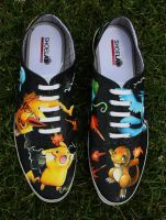 Pokeshoes by LightningSoul
