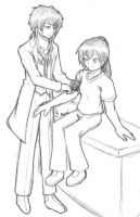 Commission - Family Checkup by anna-mei