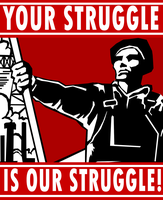 United In Struggle by Party9999999