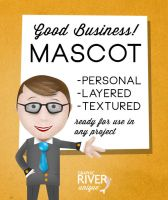 Business Mascot coming soon to Graphic River by eEl886