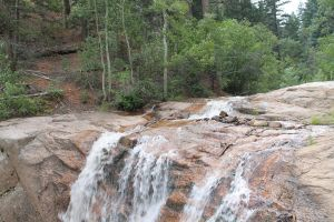 Colorado, waterfall 15 by Yewrezz