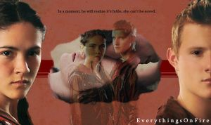 Cato x Clove ~ She can't be saved. by EverythingsOnFire