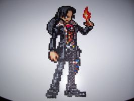 Strong World Ace Bead Sprite by TameFlame