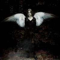 black angel by jeylina