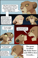 My Pride Sister Page 123 by KoLioness