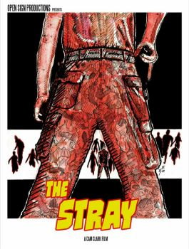 The Stray Movie Poster Art B 2016 by JChattox