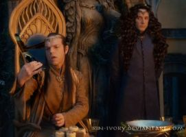 My Lord Elrond - this is mine! by ValkyriaCrafts