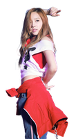 Taeyeon Render (4) by SickyJinny