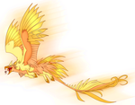 Griffin by vixie87 - color me by Joakaha