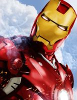 Iron Man by rephocus