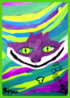 Cheshire Abstract by Safire29