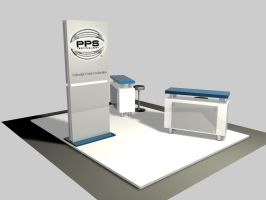 PPS Booth by bramsatriani