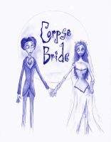 Corpse Bride by Irise