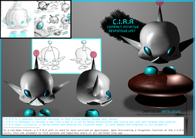 newcomer- C.I.R.A by 11ForcedSmile11