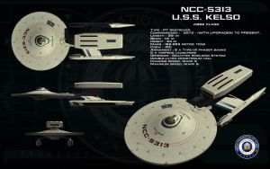 Abbe class ortho - USS Kelso by unusualsuspex