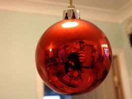 bauble reflection 3 by ARAart