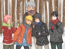 Naruto- Happy New Year by Immature-Child02