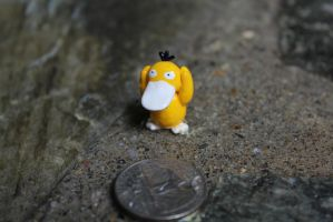 #054 Psyduck by AnnalaFlame
