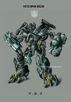 Ironhide by Legend-of-Blackout