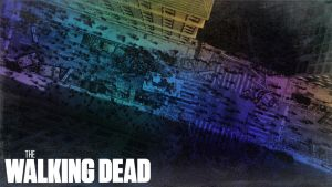 The Walking Dead Wallpaper 03 by mtzGrafen