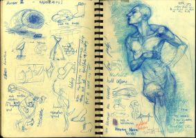 sketchbook fall 2012 has ended by tigr3ss