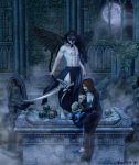 Angel Of Death II by rogue29730