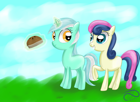 Pie? by PoisonicPen