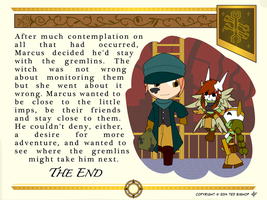 Mechanics of War - Living with the Gremlins by Dragon-FangX